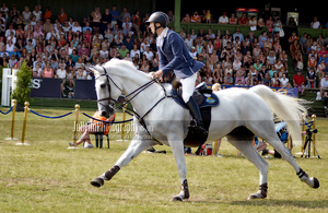 Show Jumping 93 by JullelinPhotography