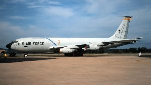 Beale KC-135Q in Overall Grey Scheme by F16CrewChief