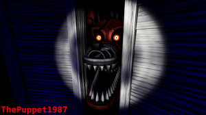 Who is in the closet tonight? by ThePuppet1987