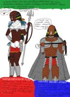 Pred-Love predator of the month 4 Family tradition by IllyDragonfly