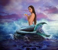 Mystical Mermaid by Prithvi-Enoch