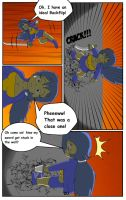 Angelica and the samurai school page 20 by DiscoSaeba
