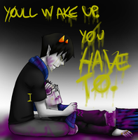 Sollux: Reject Reality by Eganov