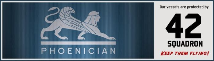 Phoenician FTL by donaguirre