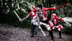 Attack on Titan - Zum Kampf by KashinoRei
