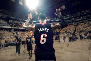 King James by TheHawkeyeStudio