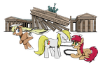 Brony Fair 2015 (Troublemaker) by Isegrim87