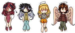 Adoptables [CLOSED] by Mii-Roonii-Chan