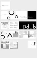 Futura Type Specimen Book by WhitKnee