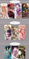 Commission Info [OPEN] by hirappon