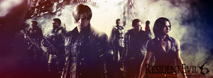 Resident Evil 6 by JillValentinexBSAA