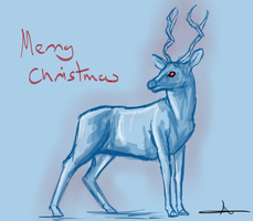 349 - Merry Christmas by Shasel