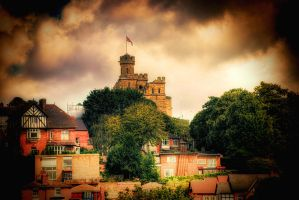 Lincoln Castle... by TheBaldingOne