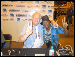 LFCC: With Charles Martinet by Shadow-Dinosaur