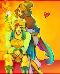 .:Meg and Wonderboy REQUEST:. by BlissfulGold