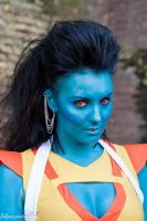 Ti Asha Cosplay from Guardians of the Galaxy by Solipsis79
