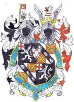 winston churchill coat of arms by bevf2003
