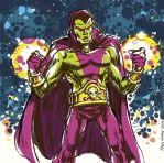 Drax the Destroyer by TheCosmicBeholder