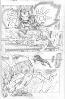 Random X-Sanction Pencils by EdMcGuinness