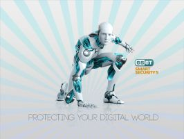 eset protect your digital world by Faisalharoon