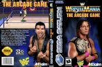 Custom cover art for Wrestlemania the Arcade Game by dan-morrow