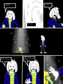 BEYONDTALE - Chapter I - Page3 by Clemi1806