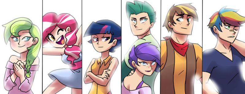 Next Gen Humanized by kilalaaa