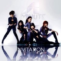 4Minute - Invitation by Cre4t1v31