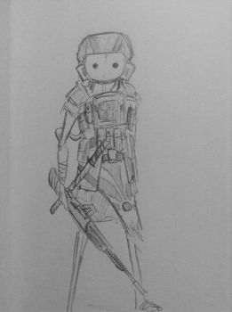 Rifle Levi by woundedskies