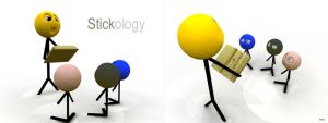 Stickology by Ewis