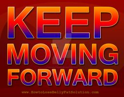 Keep Moving Forward by michaeltuan97