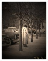 Coat Lady by tominabox1