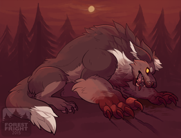 stay away by ForestFright
