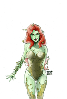 Poison Ivy by BlackCrow06