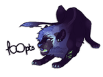 1OOpts LION ADOPT - CLOSED by borzoi-lover