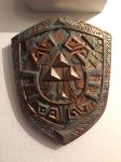 Legend of Zelda - Links old Shield by Rariedash