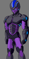 Capsule Corp Battle Suit Mark X by OWC478