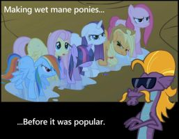 S Magnet does wet manes by HareTrinity