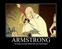 Armstrong! by animefreaky111