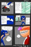 Cotbe Prolouge Page 1 Remake by vaporeonxglaceon