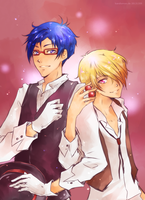 reigisa - casino by kandismon