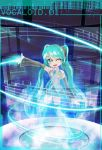 Vocaloid.01 by ppmaster