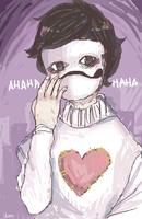 ahahahahazacharie by Dollylonn