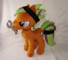 Starbuck Cloudhoof by PlanetPlush