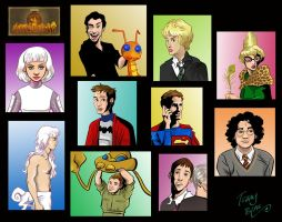 Team Starkid by TerryBlas