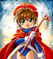 Sakura card captor by NanyJfreak