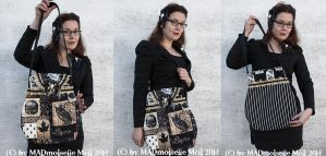 Nevermore Bag II by MADmoiselleMeli