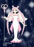 Cosmic Princess Moon Rules by AngelRaye