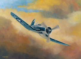 Corsair On The Prowl by DouglasCastleman