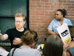 Anthony Rapp by freakyncheeky